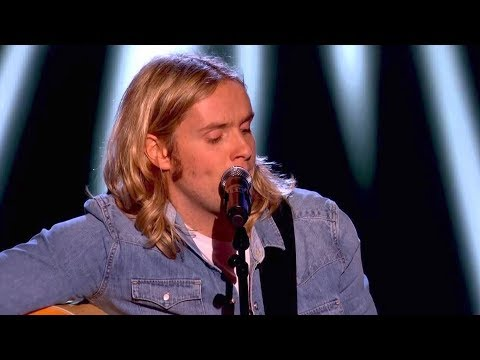 The Voice UK 2013 | Nick Tatham sings 'Another Day In Paradise' - Blind Auditions 4 - BBC One
