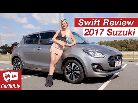 2017 Suzuki Swift Review GLX Turbo | CarTell.tv