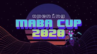 OPENING MABA CUP 2020