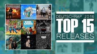 Deutschrap 2016: Die besten Releases (Top 15)