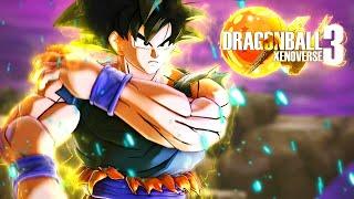 I Made Dragon Ball Xenoverse 3 with Mods?!