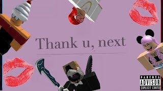 "Roblox ""thank u, next"" | Ariana Grande | Roblox Music Video 2018"