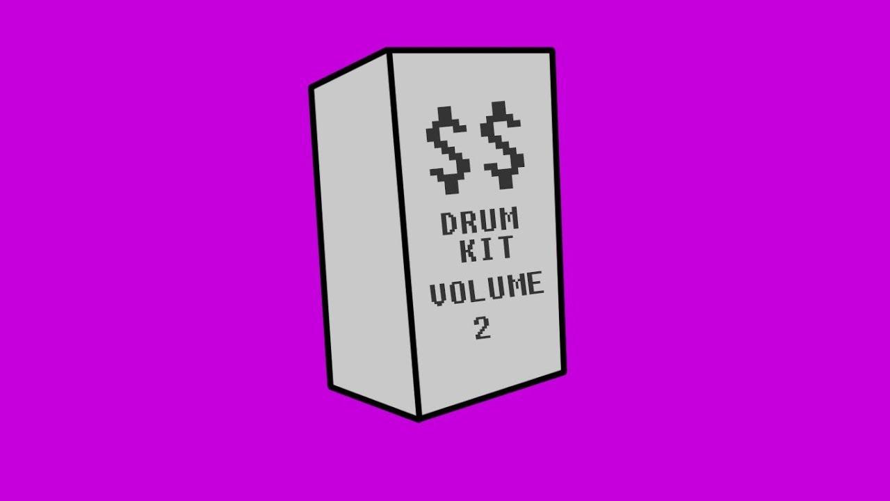$uicideboy$ Drum Kit Volume 2