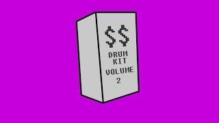 Uicideboy Drum Kit Volume 2