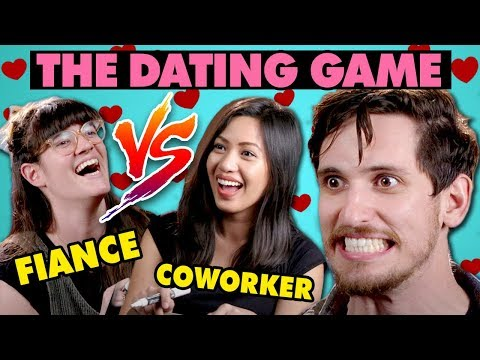 Couples Vs. Coworkers Test   Who Knows YOU Better?