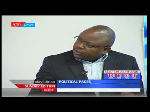 Sunday Edition: Political Pages