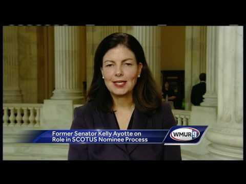 Ayotte tapped to shepherd Gorsuch through confirmation process