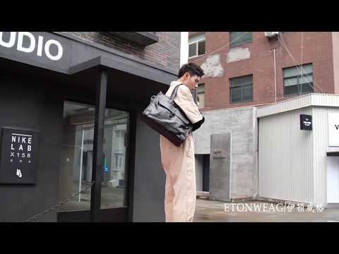 [JS 멀티샵] 남자 비즈니스 핸드백, 어깨에 매는 가방 숄더백 (여행 레저 비즈니스 다용도 핸드백)
