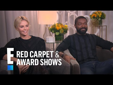 "Charlize Theron: ""Oh God Yes, I Was a Wake and Baker""  E! Live from the Red Carpet"