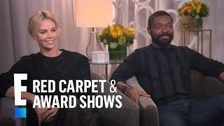 "Charlize Theron: ""Oh God Yes, I Was a Wake and Baker"" 
