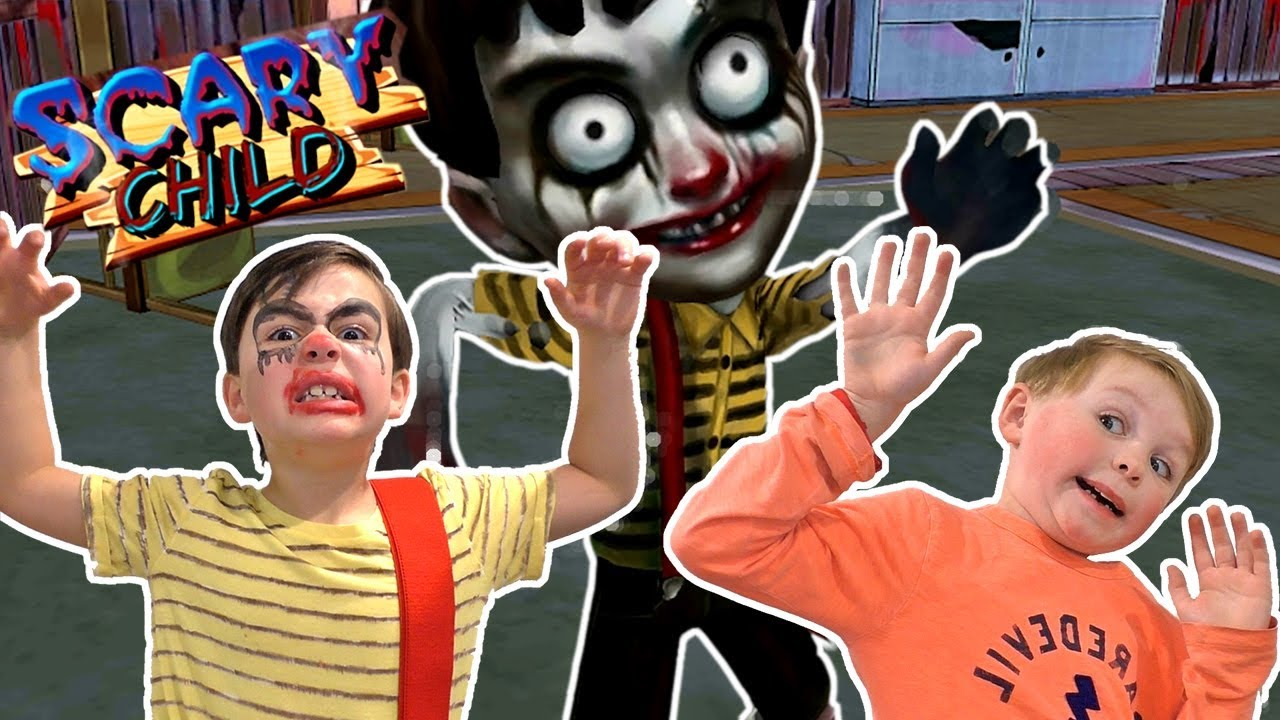 Scary Child 3d Horror Game In Real Life Granny Has A