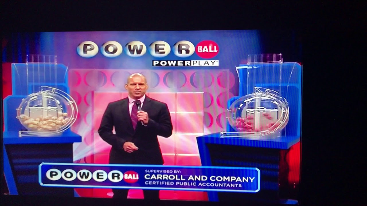 The 8 19 17 Powerball Drawing Youtube