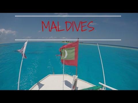 MALDIVES HOLIDAY 2017- GOPRO - SLOW MOTION