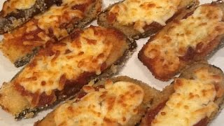How To Bake Breaded Cheesy Eggplant - Diy Food & Drinks Tutorial - Guidecentral