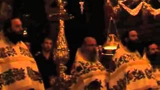 Christian Orthodox Byzantine Music - Athos Vatopedi