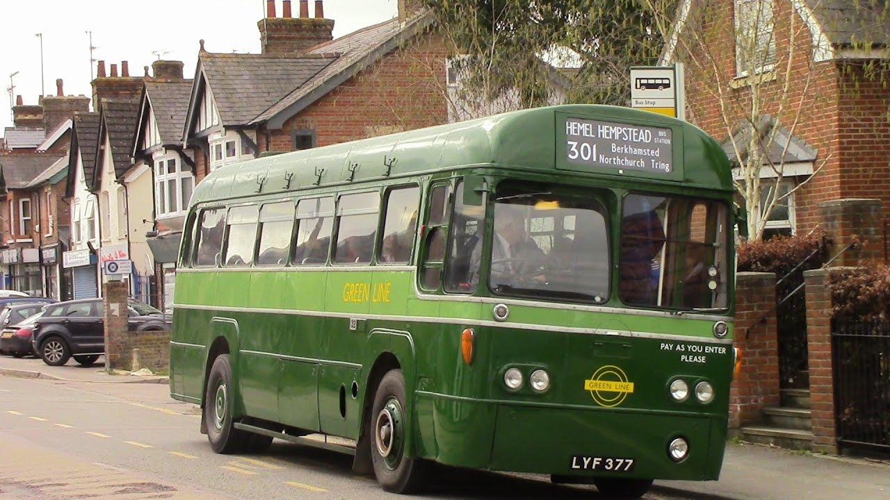 Tring And Hemel Hempstead Bus Running Day 2017