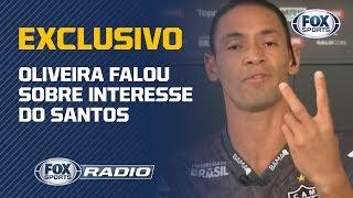 EXCLUSIVO: Ricardo Oliveira respondeu sobre provável retorno ao Santos