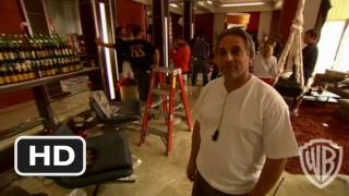Behind the Scenes: The After-party Set Scene - The Hangover Movie (2009) - HD