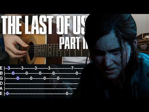 How To Play The Last Of Us Fingerstyle Guitar+TABS