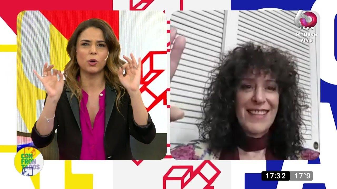 Julia Zenko se mete en la guerra entre Patricia Sosa y Valeria Lynch