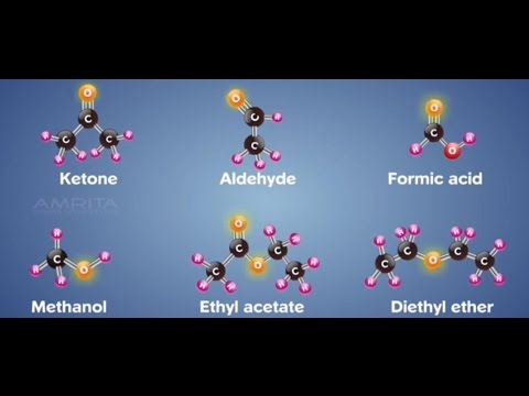 Functional Groups - Class 10 Tutorial