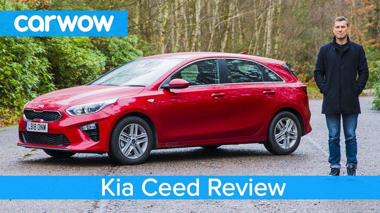 Schema Elettrico Kia Ceed : New kia ceed review carwow