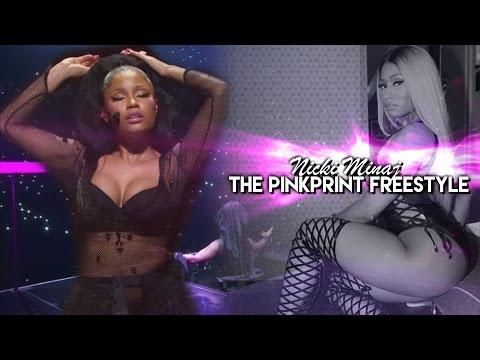 Nicki Minaj -The Pinkprint Freestyle (Remix Video) HD