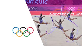 Rhythmic Gymnastics - Group All-Around Qualification | London 2012 Olympics