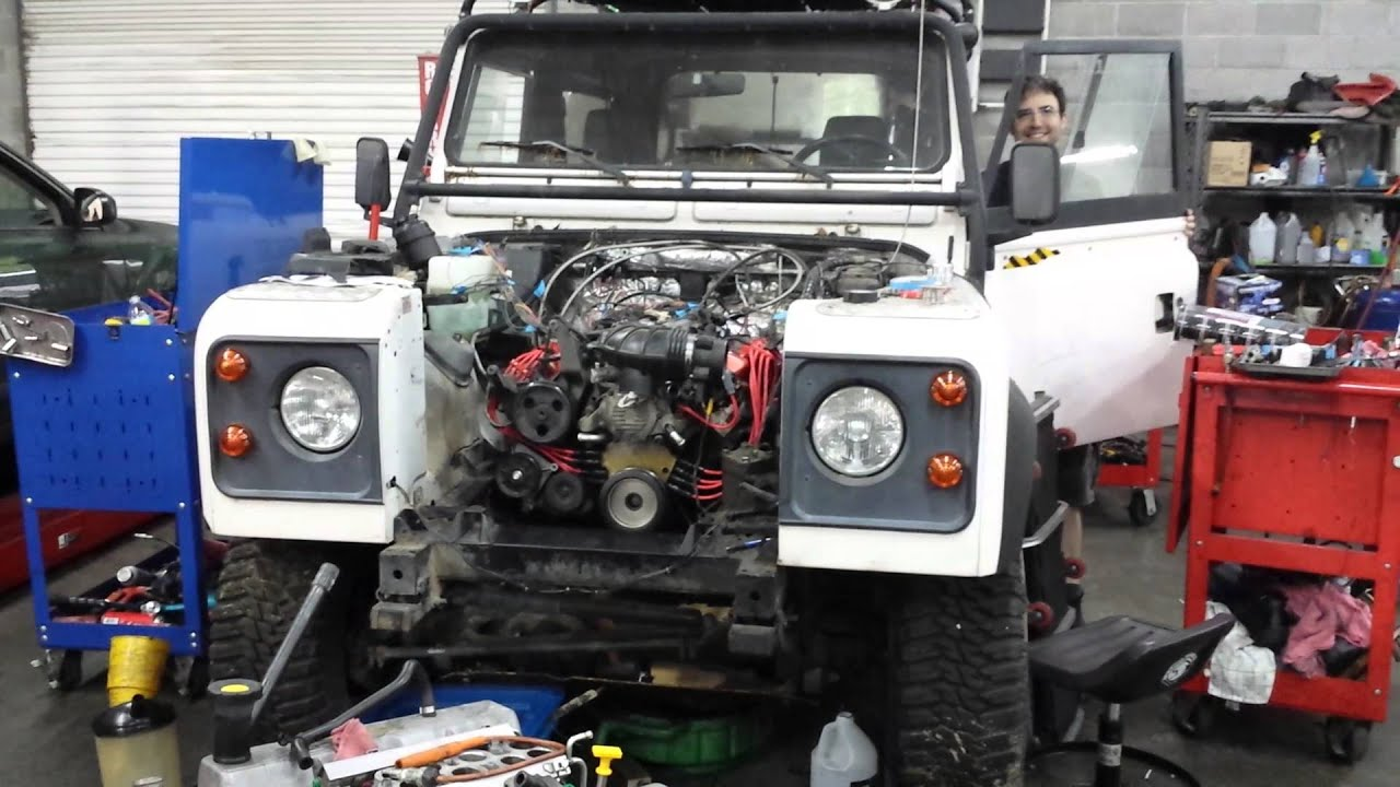 Chevy Diesel It's ALIVE! - YouTube