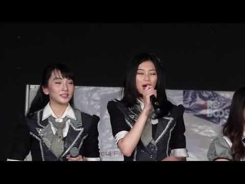 JKT48 Circus Jogja part 6 : Beginner, UZA, Sasae
