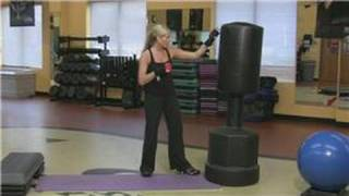 Exercise Equipment : How to Use a Punching Bag