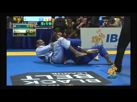 Bernardo Faria Double gold Highlight