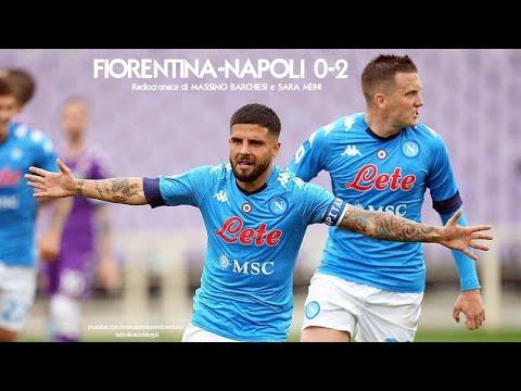 FIORENTINA-NAPOLI 0-2 - Radiocronaca di Massimo Barchiesi e
