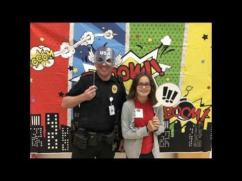 First Responders Breakfast at Tommie Barfield Elementary School