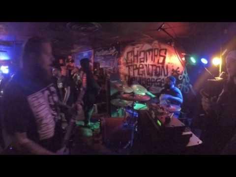 Suburban Scum's Last Show live at Champs in Trenton Nj (1/8/17)