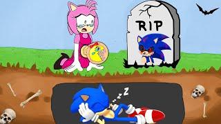 Download Sonic LOVE Amy! السيدة باك مان  حامل محظوظة   Pacman Stop Motion Game