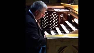Basilica Notre Dame de Montreal Organ Concert