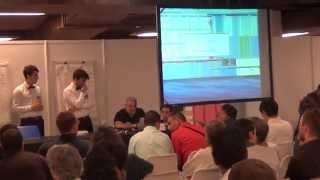 2ème Round des DUELS de TRADING FOREX 2014 avec Biocchi, Monteiro, Alexiou, Bargiacchi 1/4