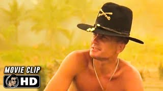 APOCALYPSE NOW Clip - Smell of Napalm in the Morning (1979) Robert Duvall