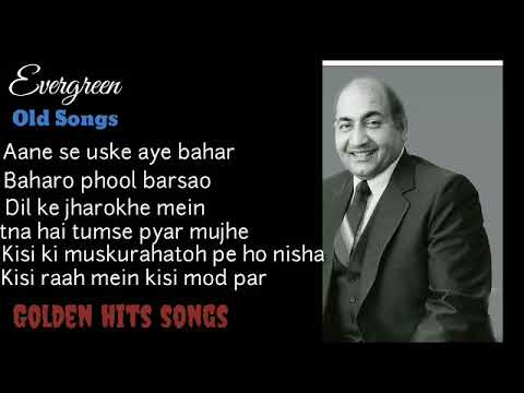 old-songs-|-evergreen-songs-|-old-is-gold-songs-|-mohd.-rafi-best-song-|