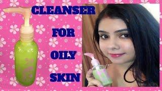 EASY HOMEMADE CLEANSER & MAKEUP REMOVER FOR OILY/ SENSITIVE SKIN