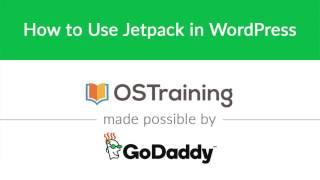 WordPress Beginner Tutorial #22: How to Use Jetpack in WordPress