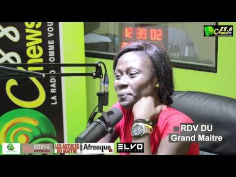 Les Rdv du Gm - L'interview de Queen Adjoba 30/04/17