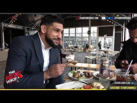 🔵Amir Khan on Wilder's New 50/50 Rematch Offer For Joshua, Crawford vs Khan🔥
