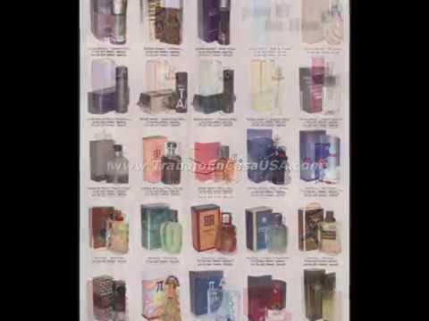5f1f07a49 Fragancias Perfumes Mujer Colonias Importados Venta Por Catalogo Ofertas  Trabajo Carolina Herrera