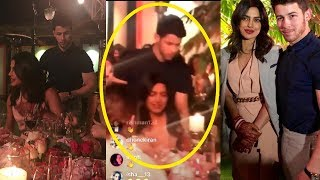 Aww ! Nick Jonas gives his jacket to wife Priyanka Chopra  proves he is best husband