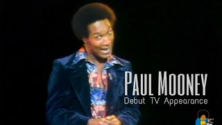 Paul Mooney's First National TV Appearance (1973)