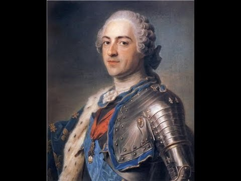 Music at Versailles: entertainment at the court of King Louis XV (1715-1730)