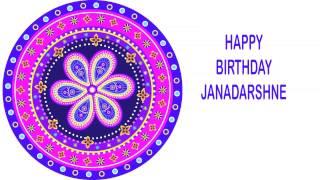Janadarshne   Indian Designs - Happy Birthday