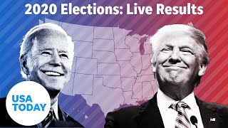 Election 2020 Results: Swing states still being decided in race between Trump and Biden   USA TODAY